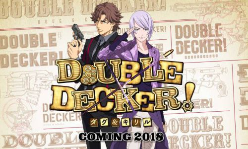 Double Decker! Doug & Kirill OST Opening and Ending Full