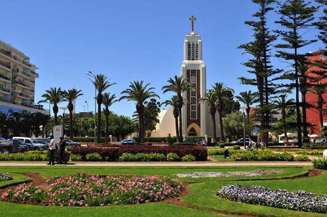 Kościół św Jana (Saint Jaques) w Mohammedia
