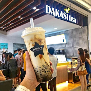 DAKASI TEA, THE NEWEST CRAZE IN SM CITY SAN JOSE DEL MONTE!