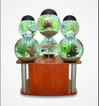 Model Aquarium Bulet