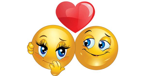 Поцелуй картинки красивые анимация смайлики
