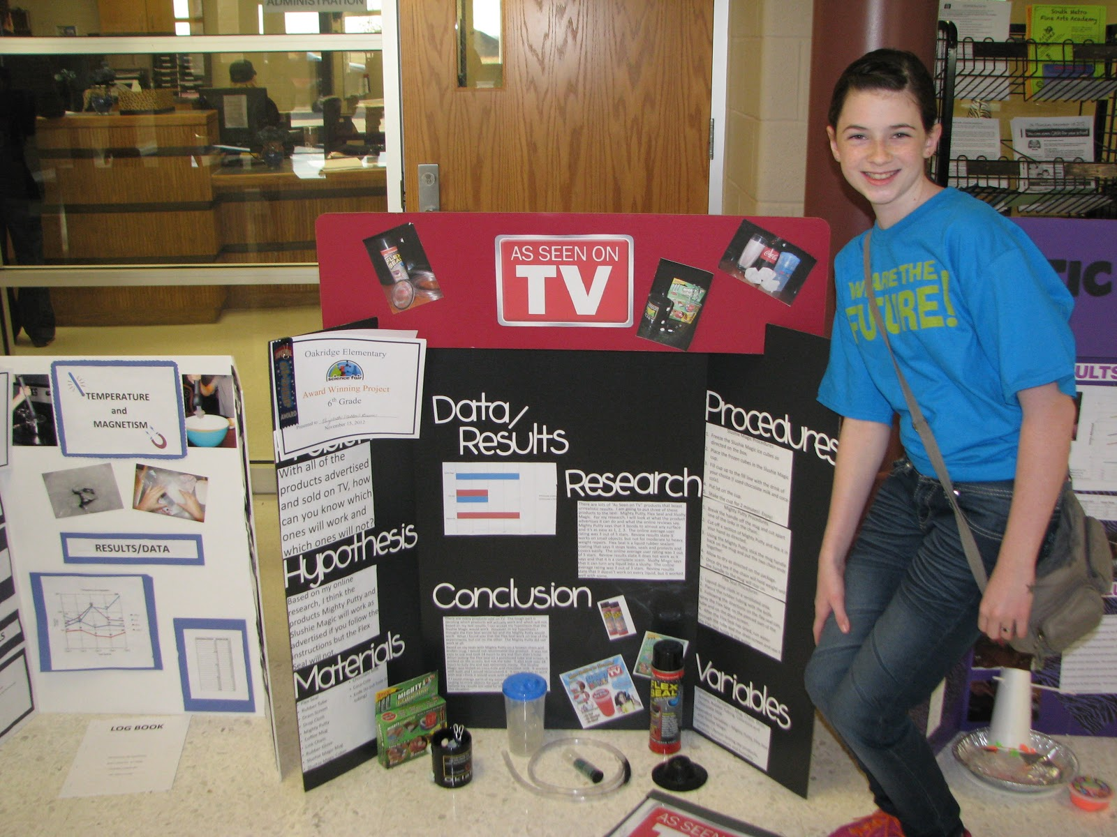Middle School Science Fair Project Ideas Wine Clothcom Poster How To Make A Simple Circuit