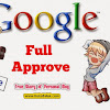 Akun Google Adsense Full Approve