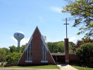 Saint Paul's Lutheran, near Annapolis