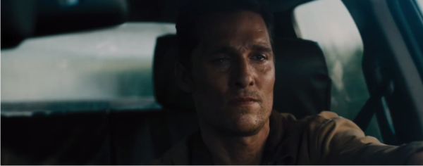 Matthew McConaughey no primeiro teaser trailer de INTERSTELLAR, de Christopher Nolan