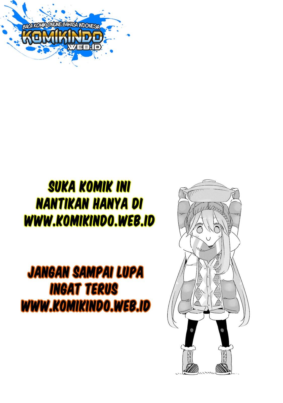 Dilarang COPAS - situs resmi www.mangacanblog.com - Komik yuru camp 012 - chapter 12 13 Indonesia yuru camp 012 - chapter 12 Terbaru 29 Baca Manga Komik Indonesia Mangacan