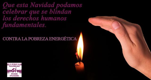 imagen promocional campaña Pobreza Energetica