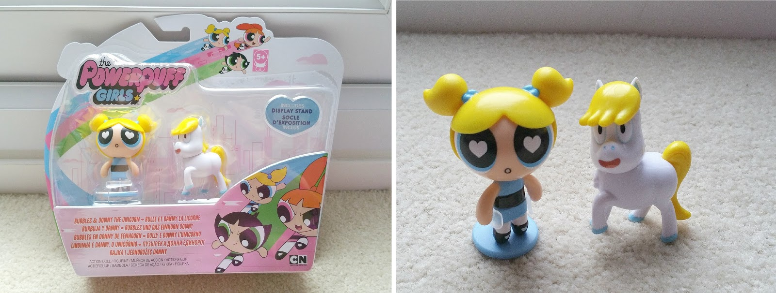 Powerpuff Girls Storymaker System, Powerpuff Girls action dolls, playset for girls