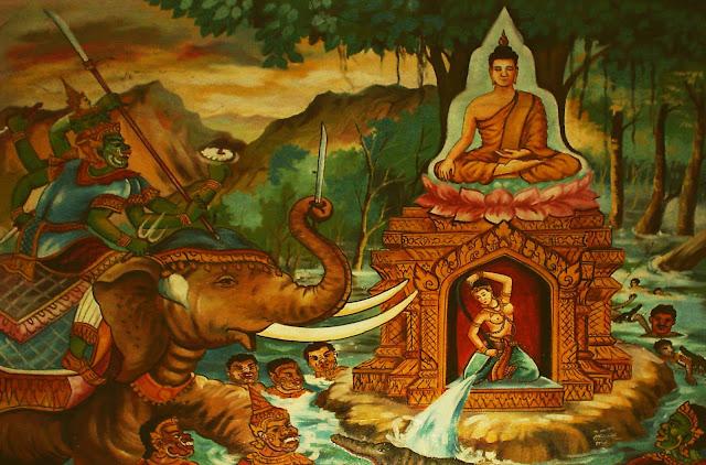 Đạo Phật Nguyên Thủy - Tìm Hiểu Kinh Phật - TRUNG BỘ KINH - Tiểu kinh rừng Sừng bò