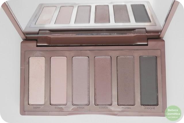 Paleta sombras Naked Basics 2