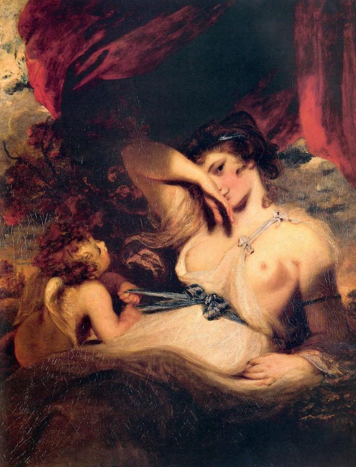 Женщины в живописи. От древности до нашего времени 48