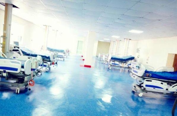 Beautiful Photos Of Inside Afe Babalola University Teaching Hospital