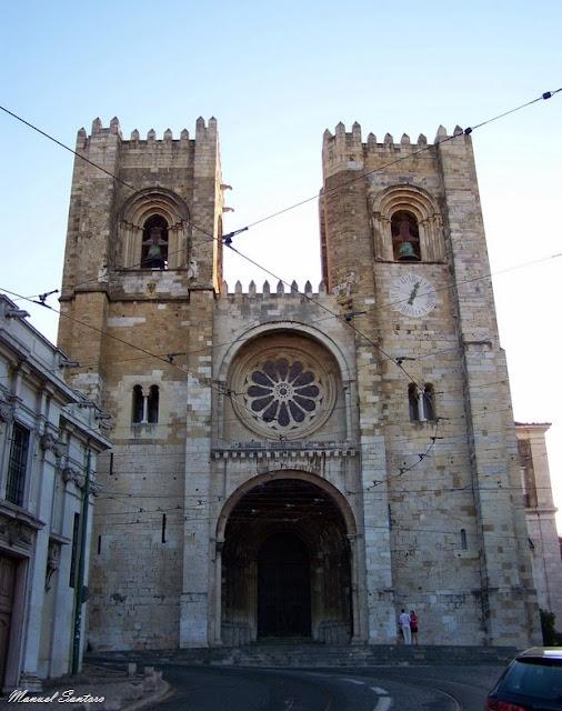 Lisbona, Cattedrale