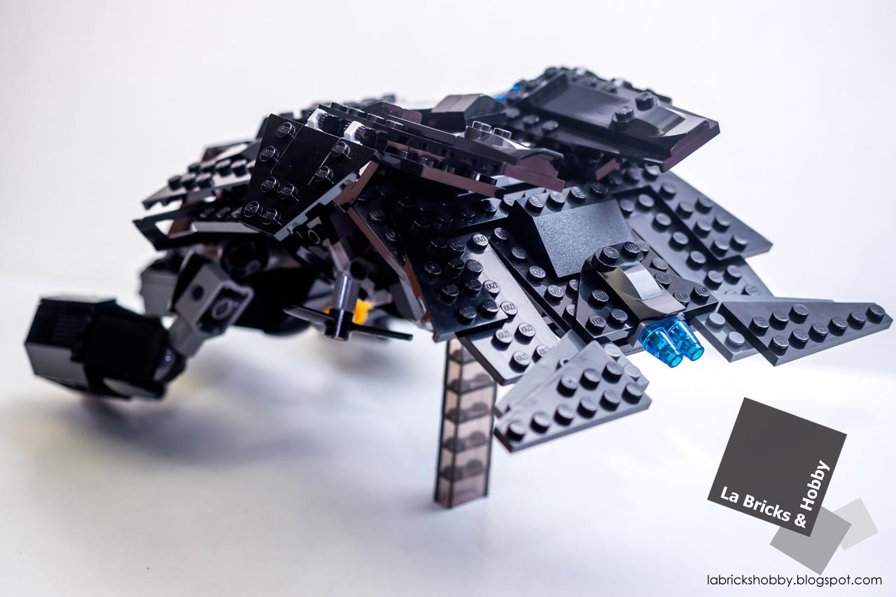 """La Bricks & Hobby: Lego DC Super Heros: Batman """"The Bat"""" MOC"""