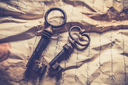 DIY Ideas To Reuse Old Keys