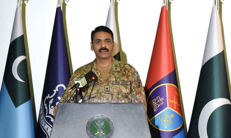 DG ISPR once again denies Indian claim of shooting Pakistani F-16 jet