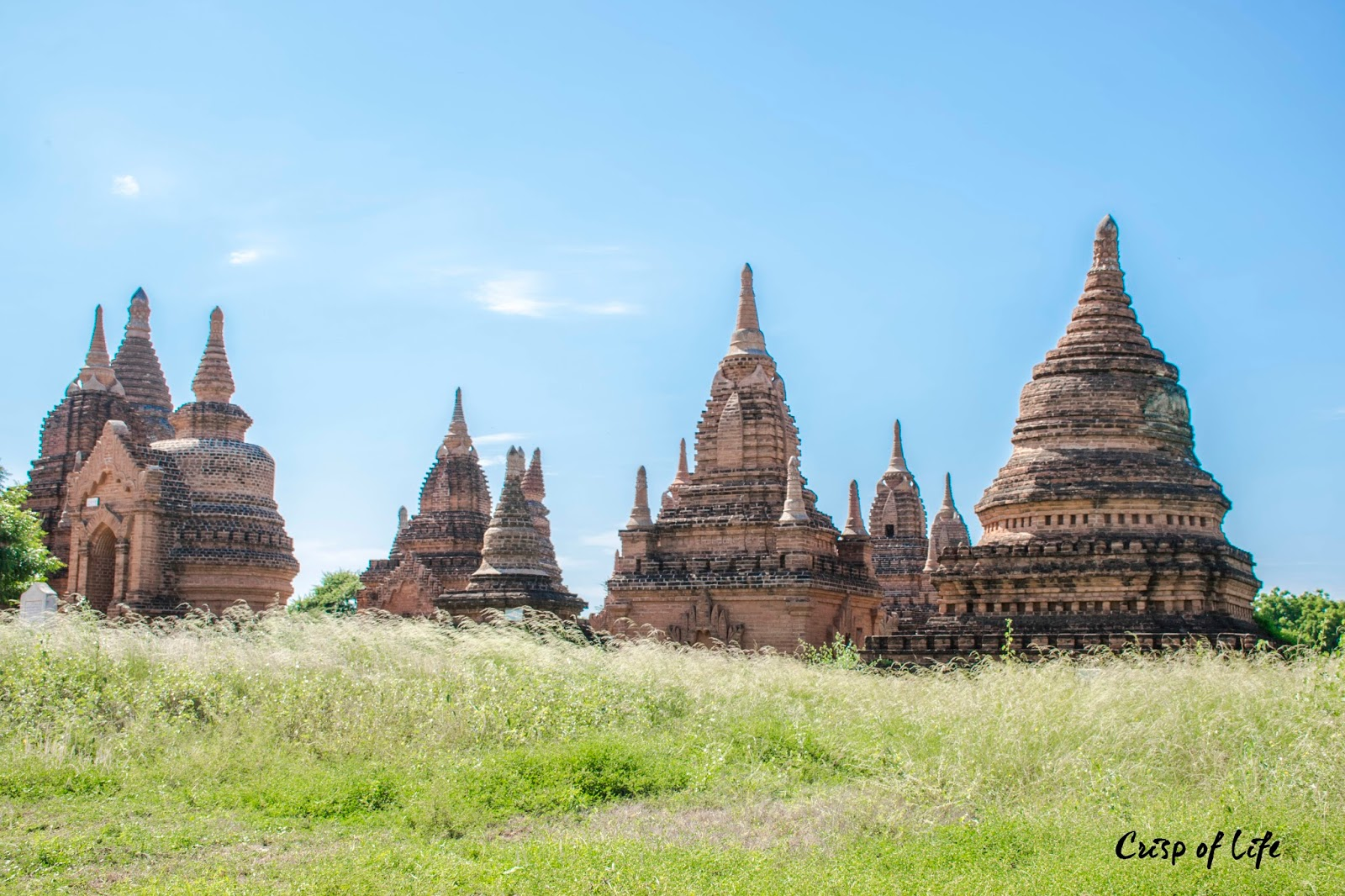 Adventure in Bagan Travel Food Attraction