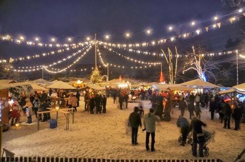 Bad Abbach Weihnachtsmarkt