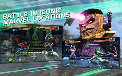 MARVEL Contest of Champions v17.1.0 Mod APK2