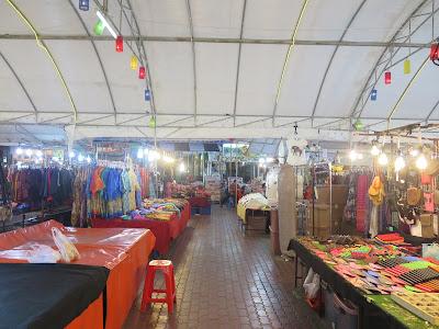 Gran Bazar de Chiang Mai
