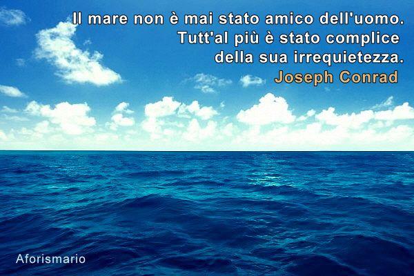 Aforismario mare 120 bellissime frasi e citazioni marine - Va dove ti porta il cuore frasi piu belle ...