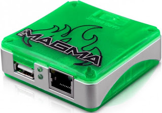 Magma Box with driver