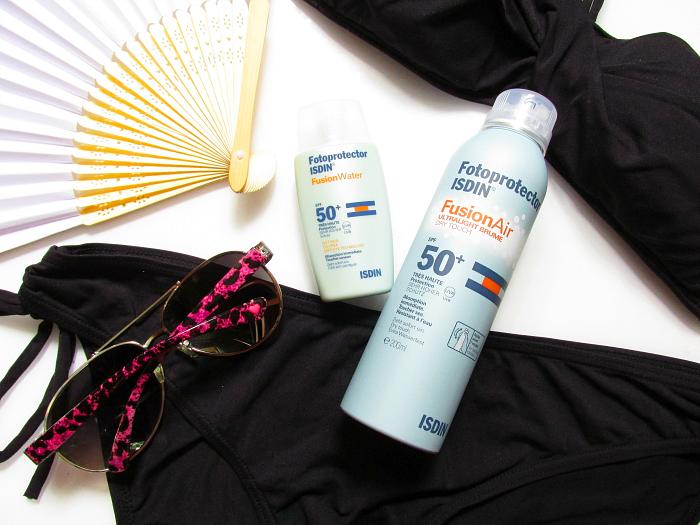 365 Tage Sonnenschutz für Mischhaut - ISDIN Fotoprotector Sonnenschutzreihe für alle Hauttypen