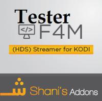 """Como instalar """"f4mTester"""" em seu KODI"""