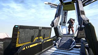 Planetside Arena PC Background