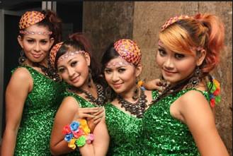 Koleksi Lagu Ratu feat Putri Kembang Terbaru dan Lengkap