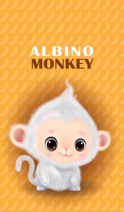 While monkey