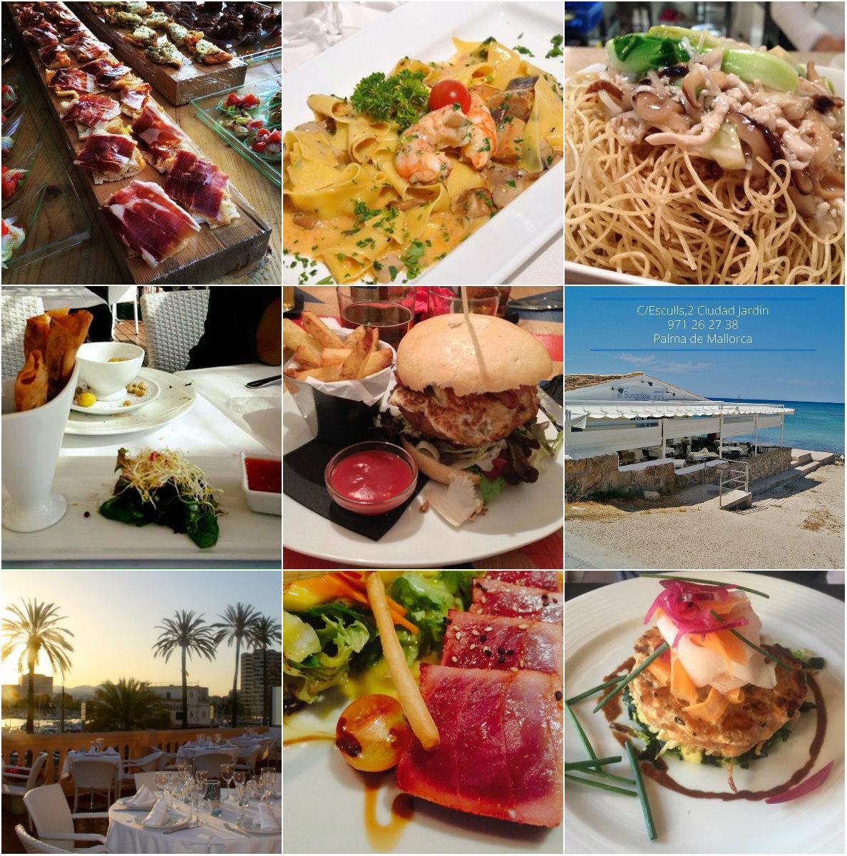 Restaurantes de Palma recomendaciones