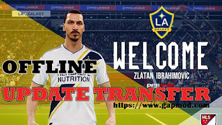 Download FIFA 14 Mod PES 2018 Update Transfer Zlatan Ibrahimovic