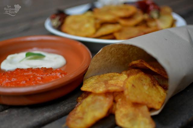 Patatas fritas aliñadas tererecetas 01