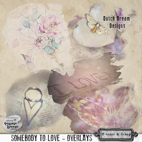 SOMEBODY TO LOVE OVERLAYS