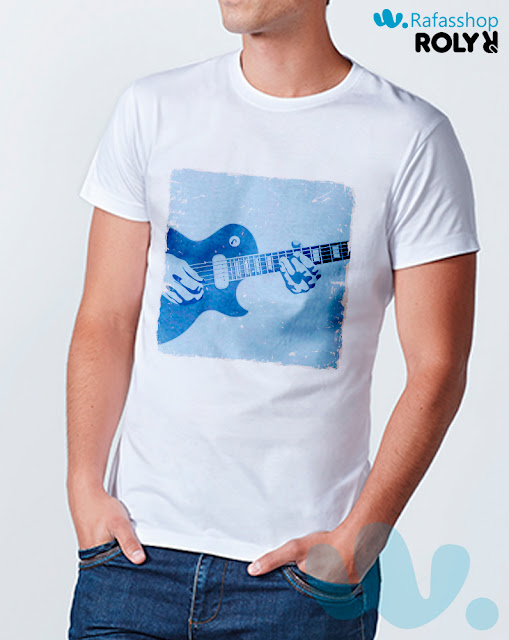 Camiseta Braco 6550 Roly Hombre Manga Corta