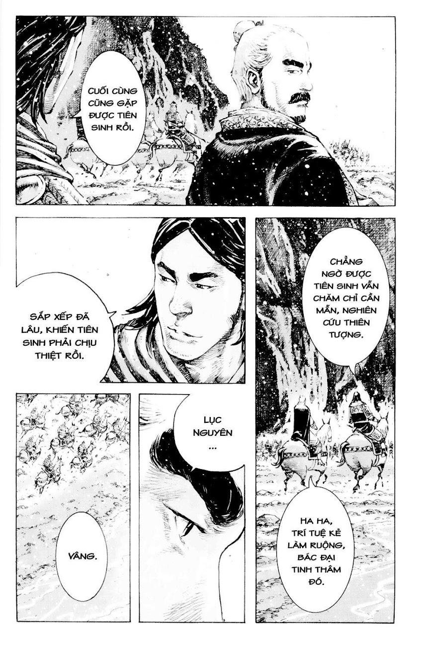 Hỏa phụng liêu nguyên Chương 403: Đệ nhất quân sư [Remake] trang 19