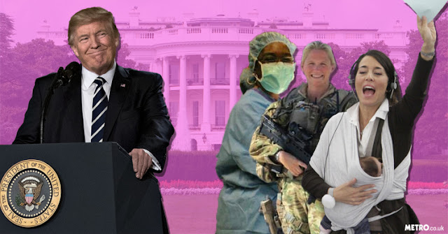 Donald Trump Wants His Female Staffers to Dress Like Women