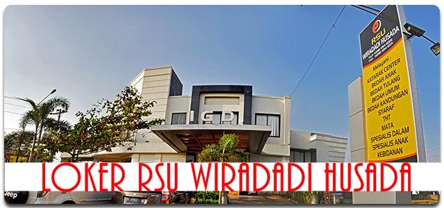 Lowongan Kerja RSU Wiradadi Husada Sokaraja Juli 2018