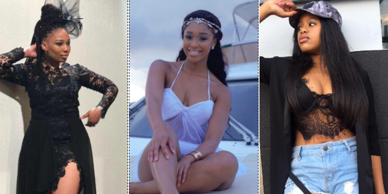 From Phindile Gwala Showing Off Her Zulu Personality To Pearl Thusi Check Out Photos Of Natasha Thaamanda Du Pont