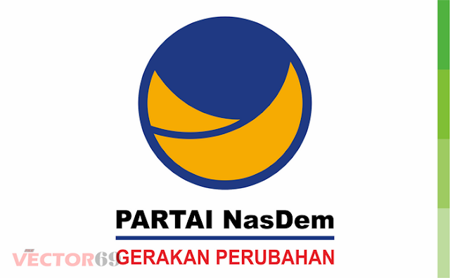 Logo Partai NasDem (Nasional Demokrasi) - Download Vector File CDR (CorelDraw)