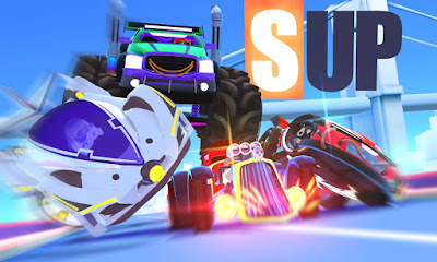 SUP Multiplayer Racing Apk (MOD, Unlimited Money) free on android
