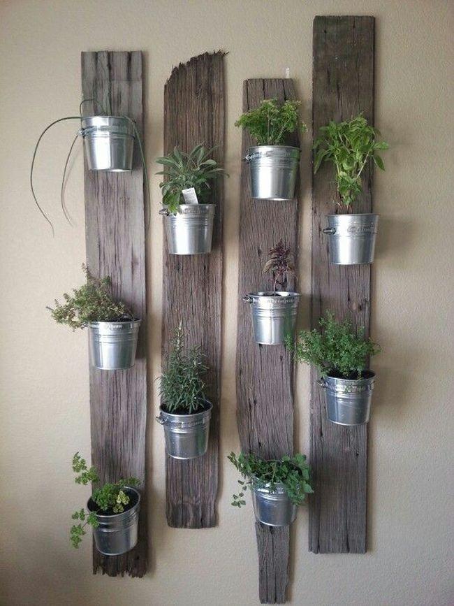 6 id es d co pour vos plantes vertes blog d co mydecolab. Black Bedroom Furniture Sets. Home Design Ideas