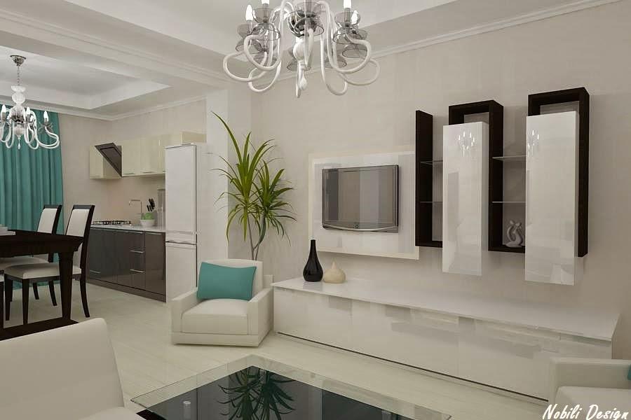 Design interior living apartament modern Bucuresti-Design Interior case moderne-Bucuresti