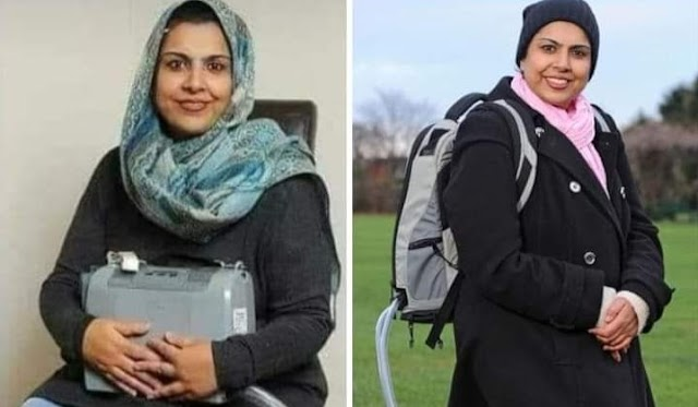 Unbelievable: British 'Heartless Woman' carries heart in hands and bag with a smile !!