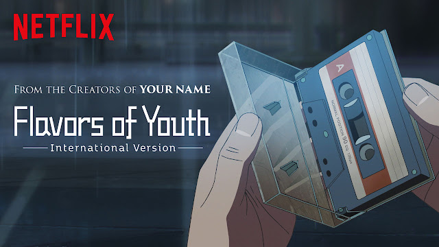 Poster-anime-Flavours-of-Youth-netflix