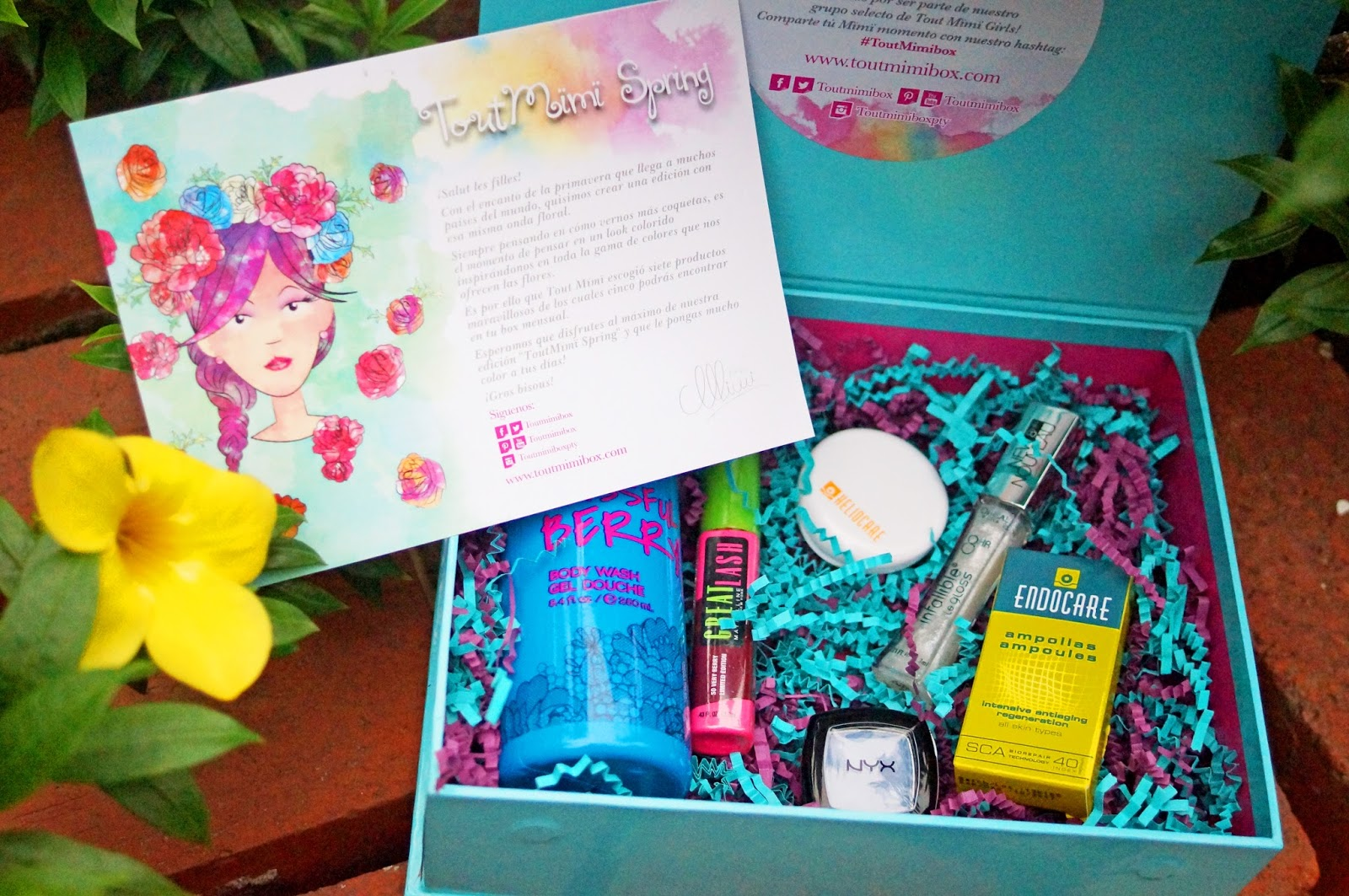 May Edition of ToutMimiBox