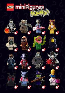 Lego series 14