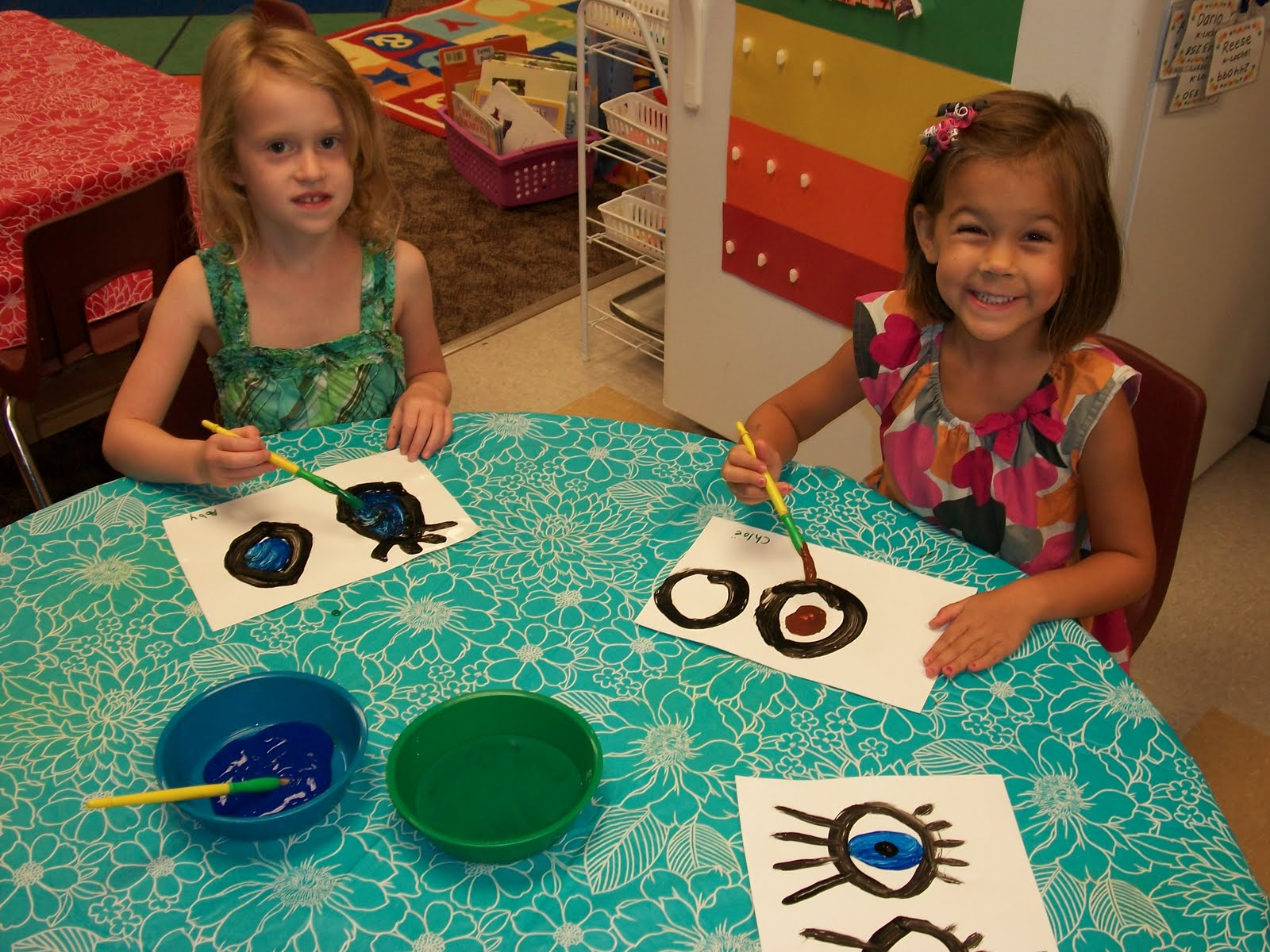 Keeping Up With The Kindergartners Five Senses