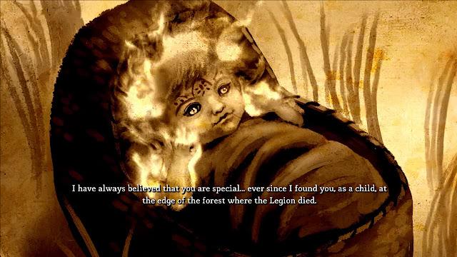 Anjali burning baby screenshot